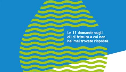 Le 11 domande sugli oli di frittura a cui non hai mai trovato risposta: scarica l'ebook di Adriatica Oli