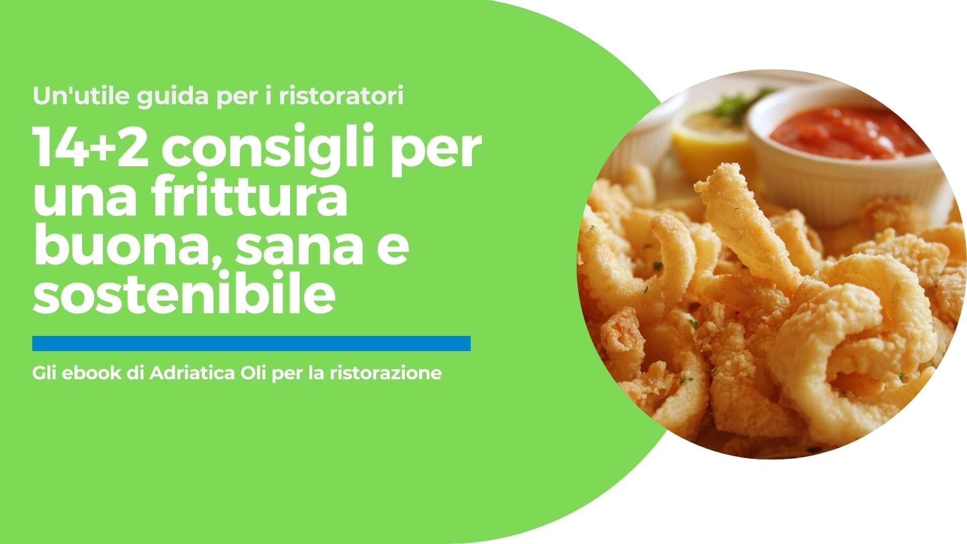 ebook frittura ristorazione