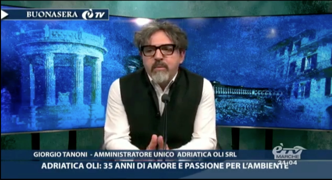 Giorgio Tanoni, Ceo di Adriatica Oli