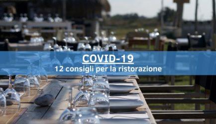 Coronavirus: 12 consigli di Adriatica Oli per ristoranti e hotel