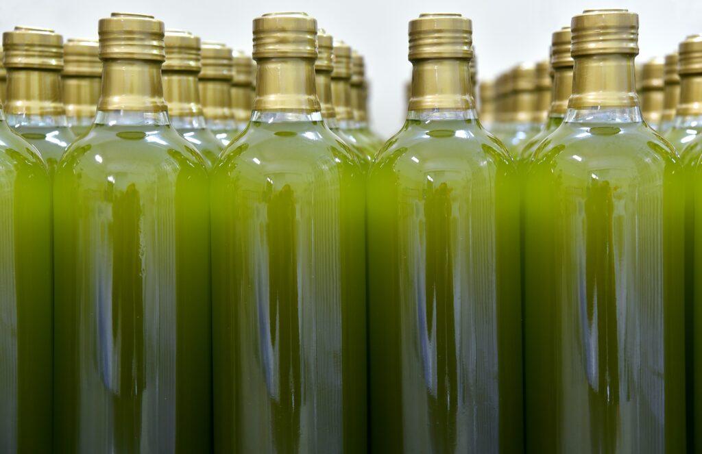 olio d'oliva sequestrato